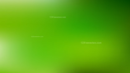 Green PowerPoint Background Illustrator
