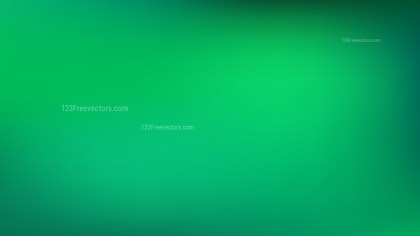Green PowerPoint Background