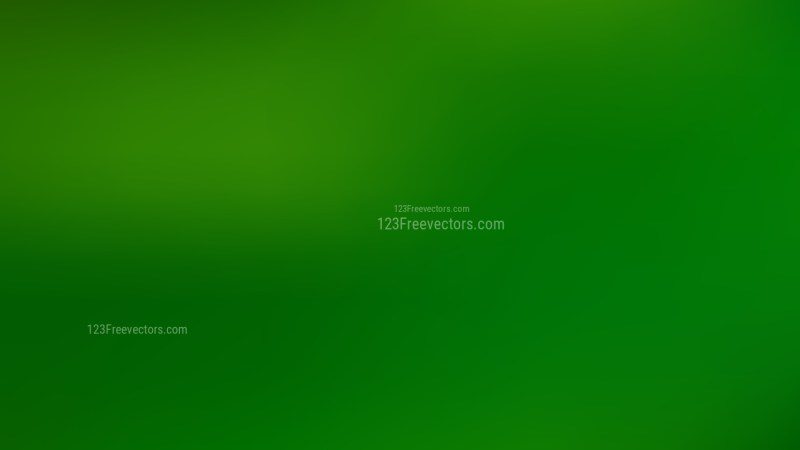 Green Simple Background