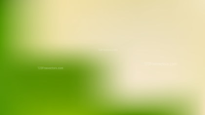Green and Beige Simple Background Vector