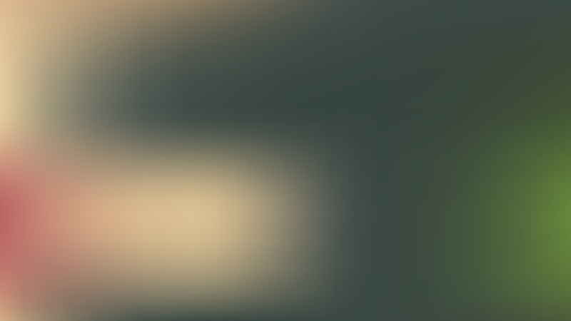 Green and Beige Blur Background