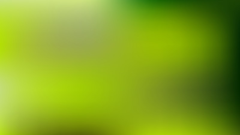 Green and Black Blur Background Graphic