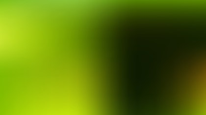 Green and Black Business PowerPoint Background