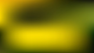 Green and Black Gaussian Blur Background