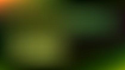 Green and Black Photo Blurred Background