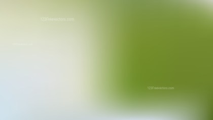 Green and White Blur Photo Wallpaper Graphic