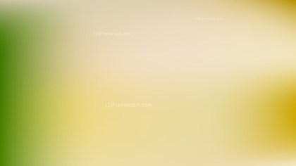 Green and White Photo Blurred Background Illustration