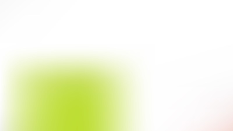 Green and White Presentation Background