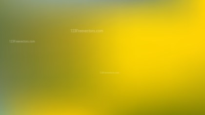 Green and Yellow Presentation Background Illustrator