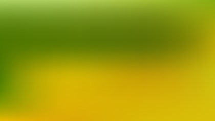 Green and Yellow PowerPoint Background