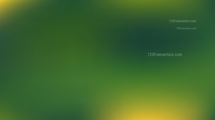 Green and Yellow PPT Background Image