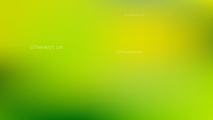Green and Yellow Presentation Background Vector Graphic