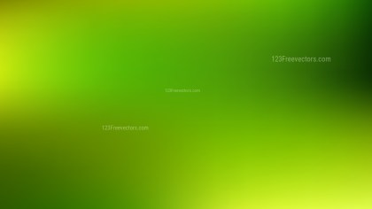 Green and Yellow Simple Background Illustrator