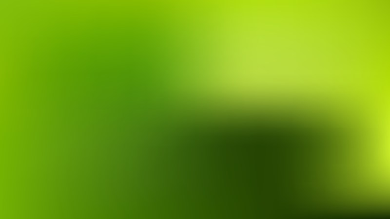 Green and Yellow Professional Background
