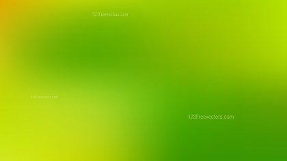 Green and Yellow Simple Background