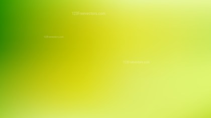 Green and Yellow Blank background