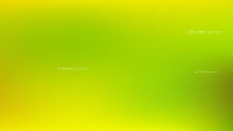 Green and Yellow Presentation Background Design