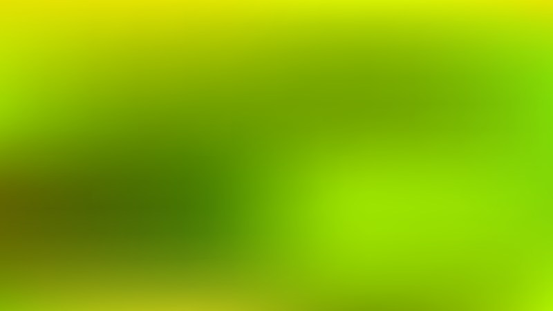 Green and Yellow Professional Background Image