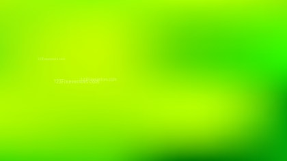 Green and Yellow Business Presentation Background