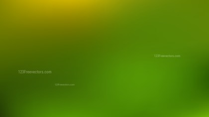 Green and Yellow Corporate PowerPoint Background