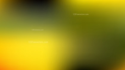 Green and Yellow Corporate PPT Background Design
