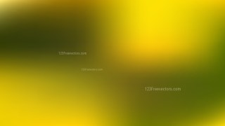 Green and Yellow Gaussian Blur Background Vector Illustration