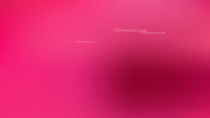 Hot Pink Blur Photo Wallpaper Vector