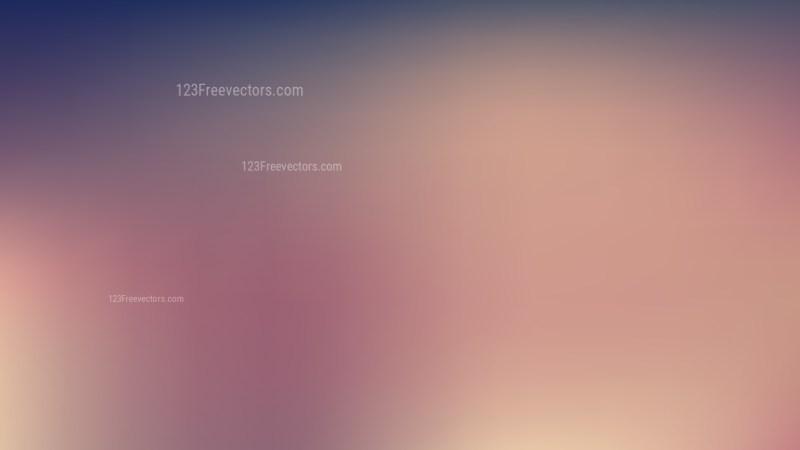 Light Color PPT Background Illustration
