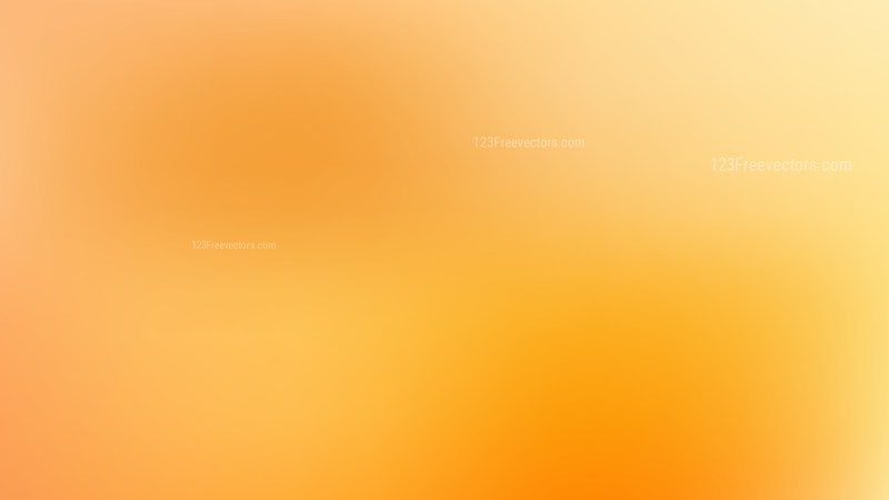 Light Orange PPT Background