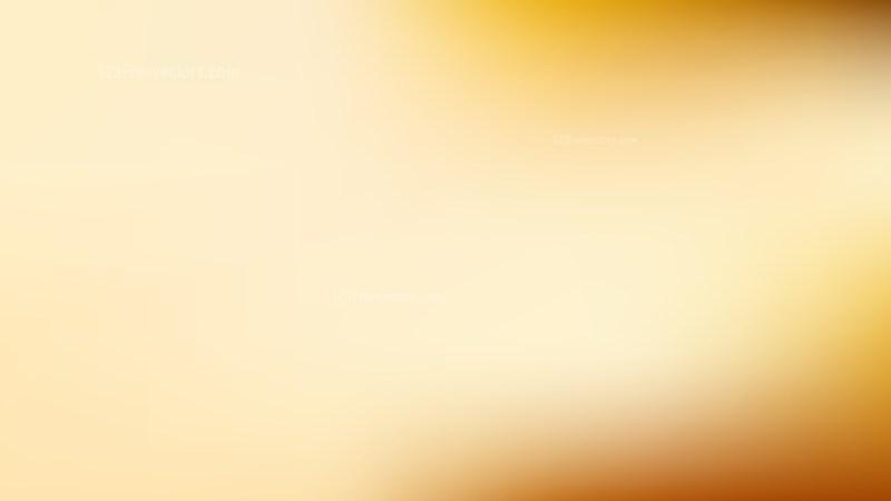 Light Orange Blurred Background Image
