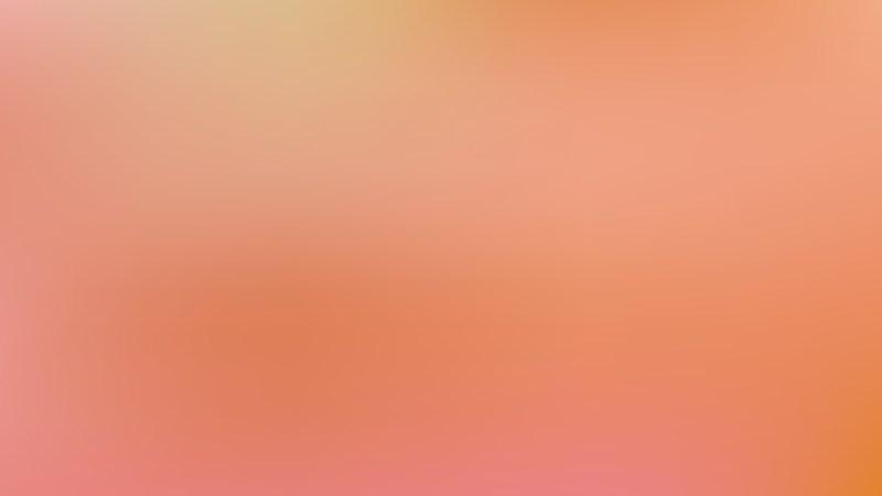 Light Orange PPT Background Vector Illustration