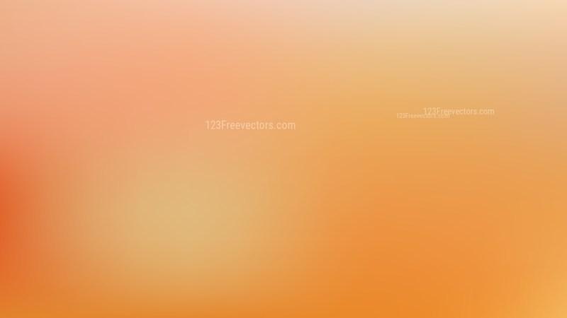 Light Orange Presentation Background Vector