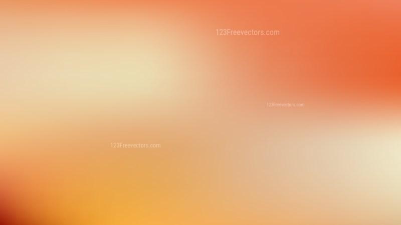 Light Orange Simple Background Graphic