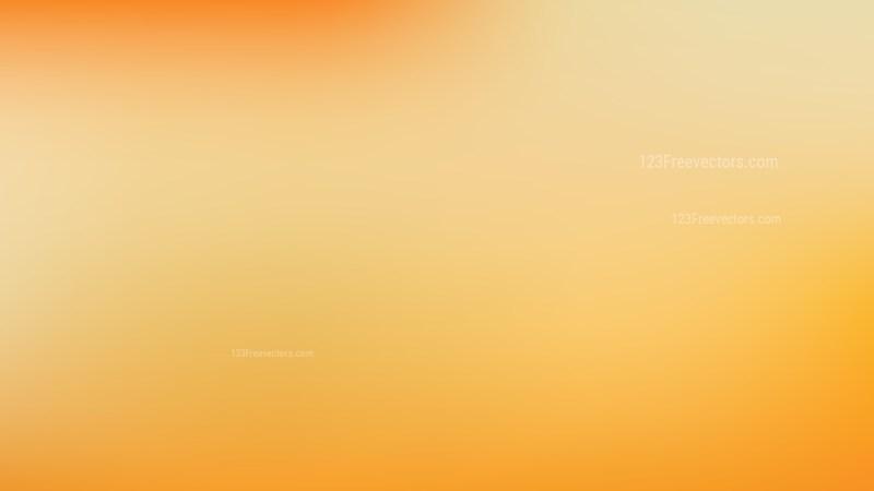 Light Orange Professional Background