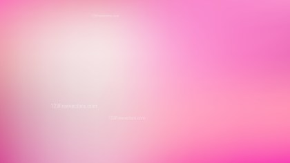 Light Pink PowerPoint Presentation Background