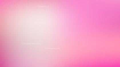 Light Pink PowerPoint Presentation Background
