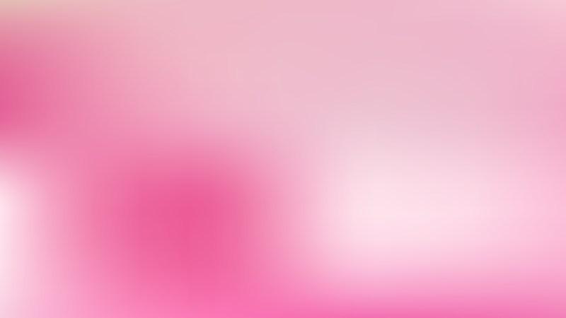 Light Pink Gaussian Blur Background