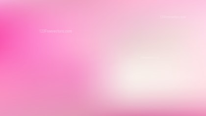 Light Pink Blur Photo Wallpaper