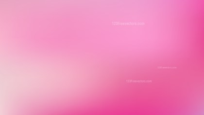 Light Pink PowerPoint Presentation Background Vector