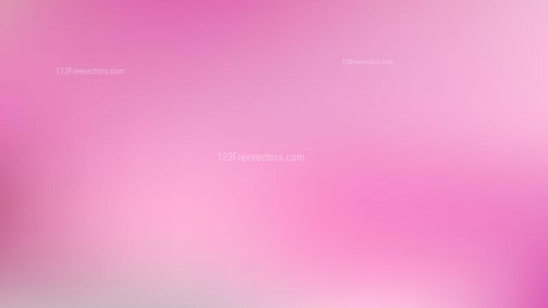 Light Pink Blur Photo Wallpaper Design