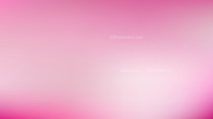 Light Pink Blurred Background Image