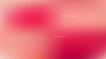Light Red Blurred Background Illustration
