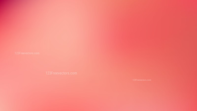 Light Red PPT Background Vector Image