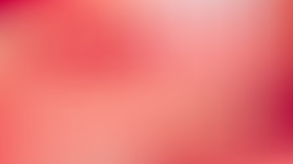 Light Red Blurred Background