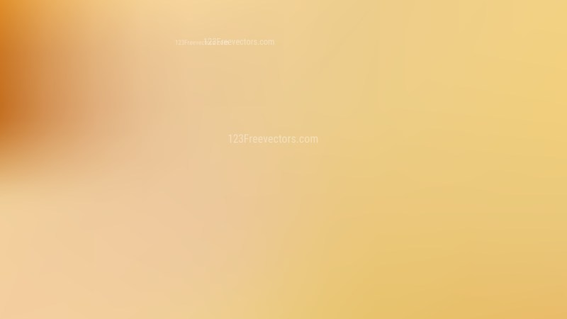 Light Yellow Business Presentation Background