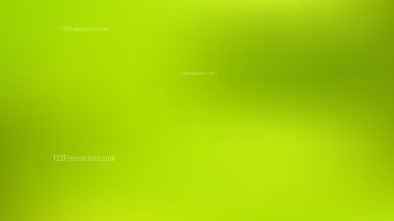 Lime Green PowerPoint Presentation Background