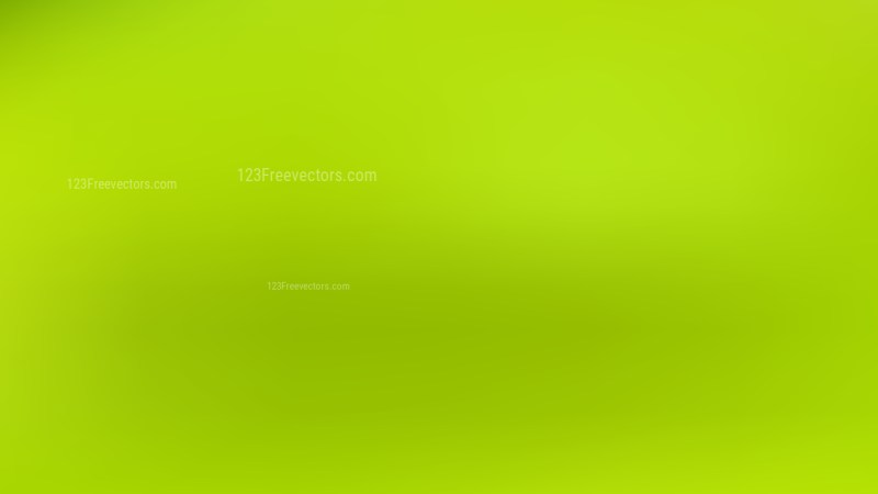 Lime Green Corporate PPT Background Vector Graphic