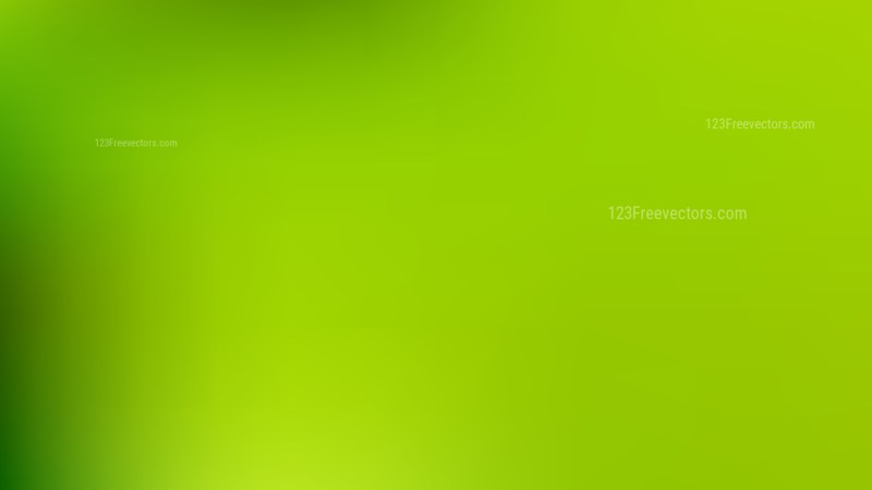 Lime Green PowerPoint Presentation Background Illustrator
