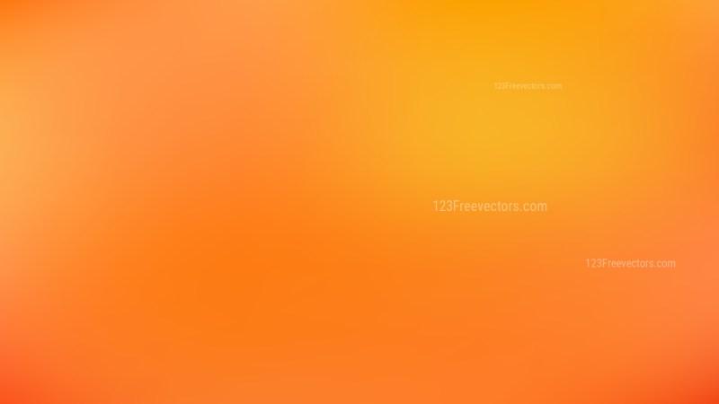 Orange Blank background Vector Art