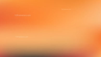 Orange Corporate PowerPoint Background